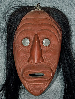 How good is this Iroquois mask?