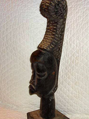 More about tourist carvings