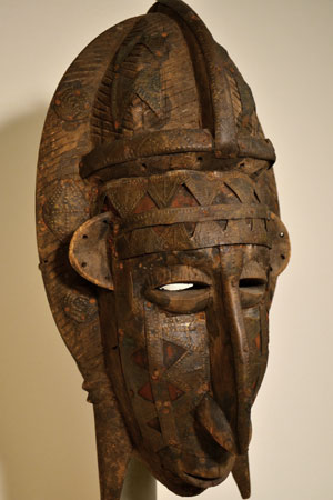 Marka mask from Mali