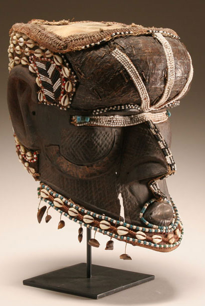 Kuba Bwoom helmet mask