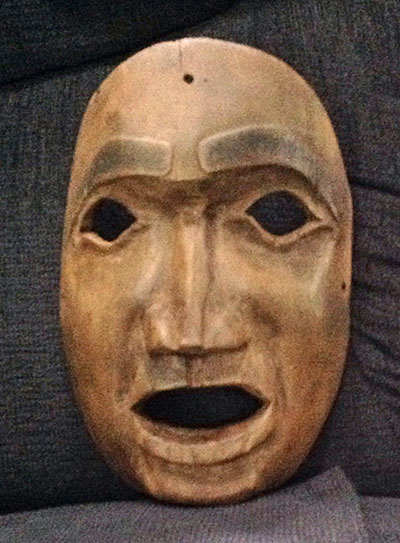 Portrait mask from NWC Canada