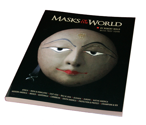 Masks of the World - Book