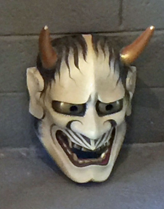 Hannya, the she-devil