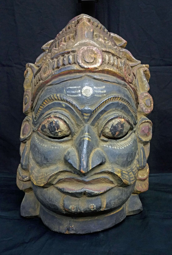 Large Indian mask