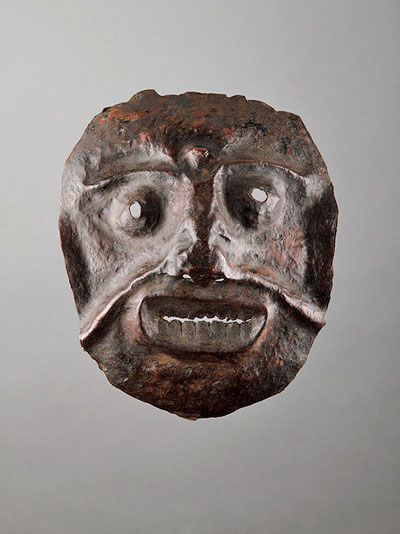 Yakut iron mask