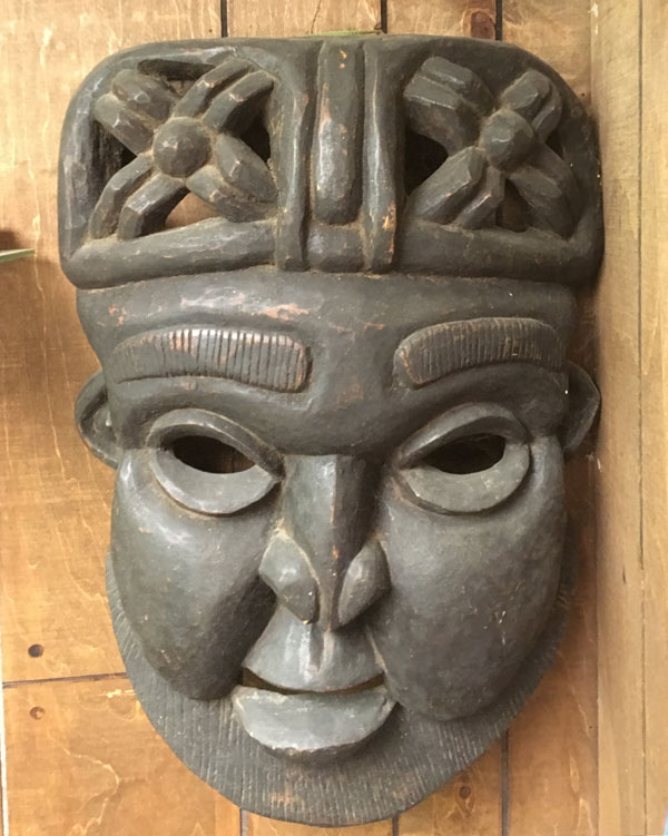 Classic mask from the Grasslands
