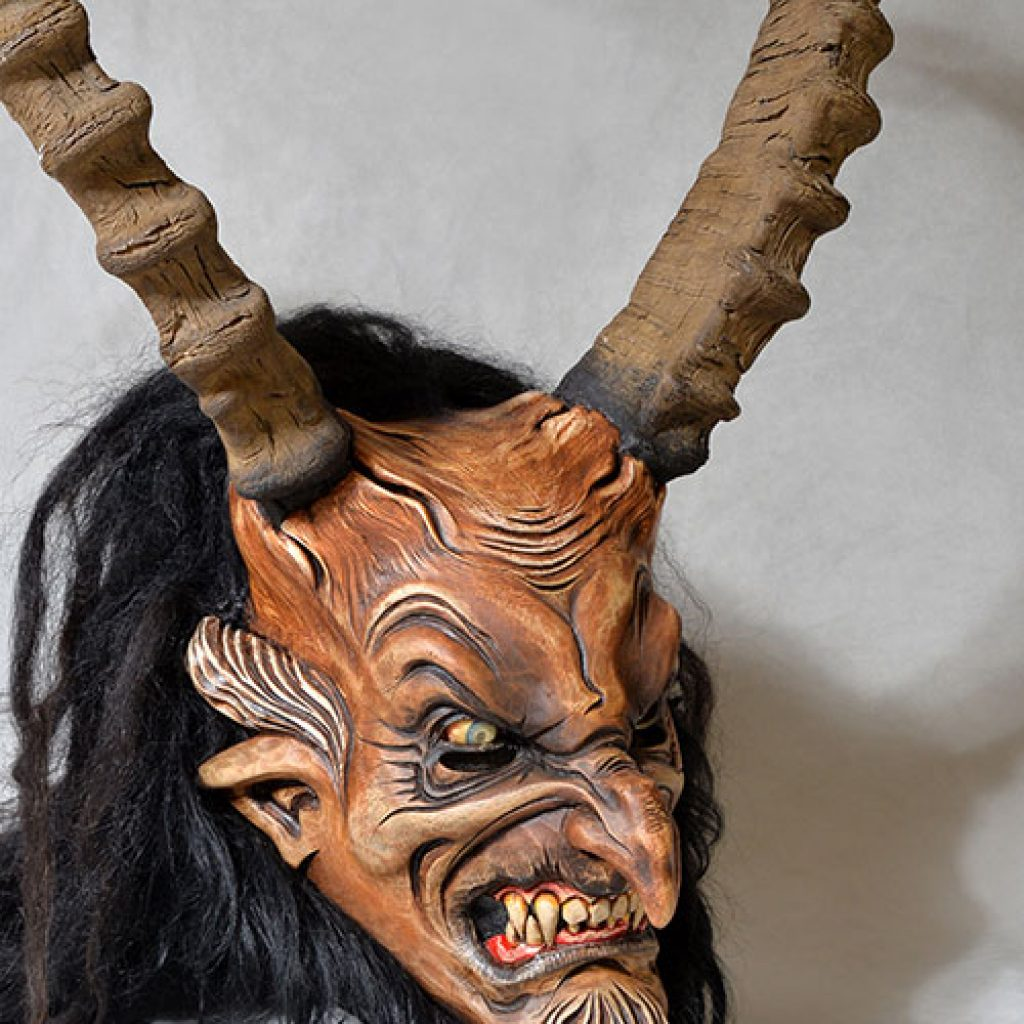 Masterpiece From Europe Masks Of The World