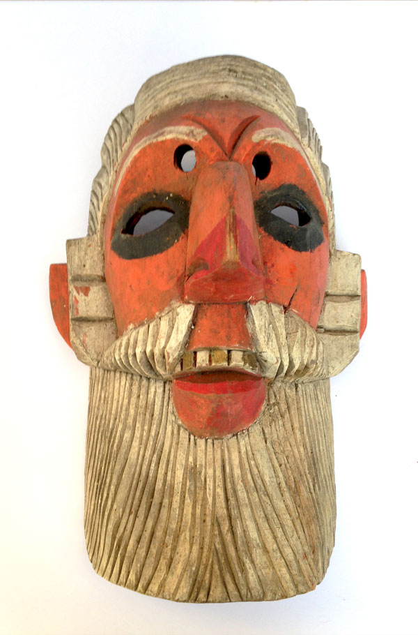 Pretty cool Guatemalan mask