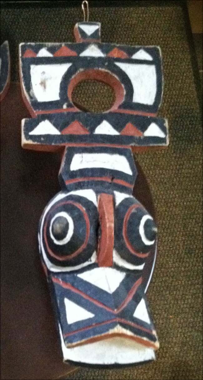 Traditional Bobo mask