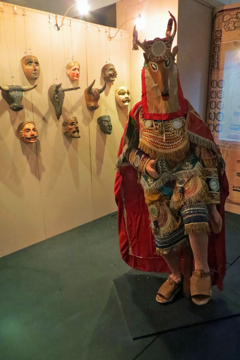 Guatemala is the place for masks
