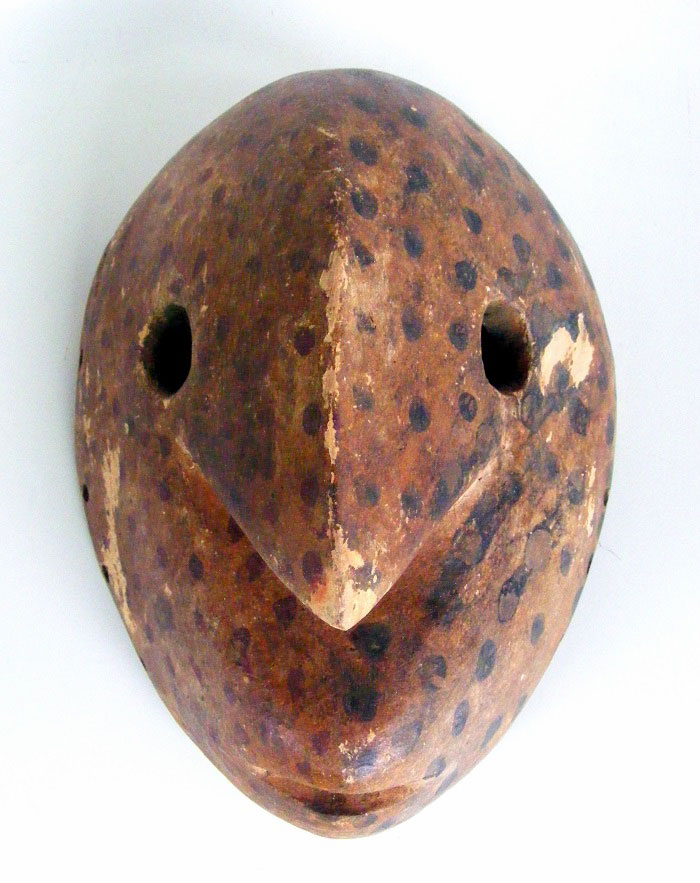 Pere mask from the DRC