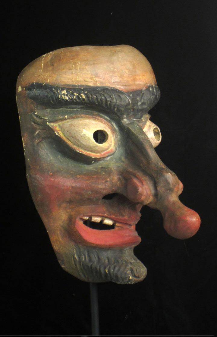 Fasnacht mask from Bavaria