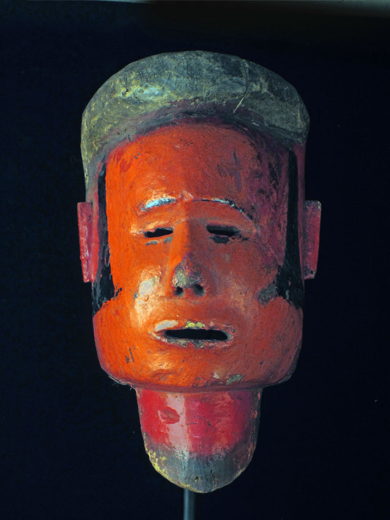 Chewa mask from Malawi
