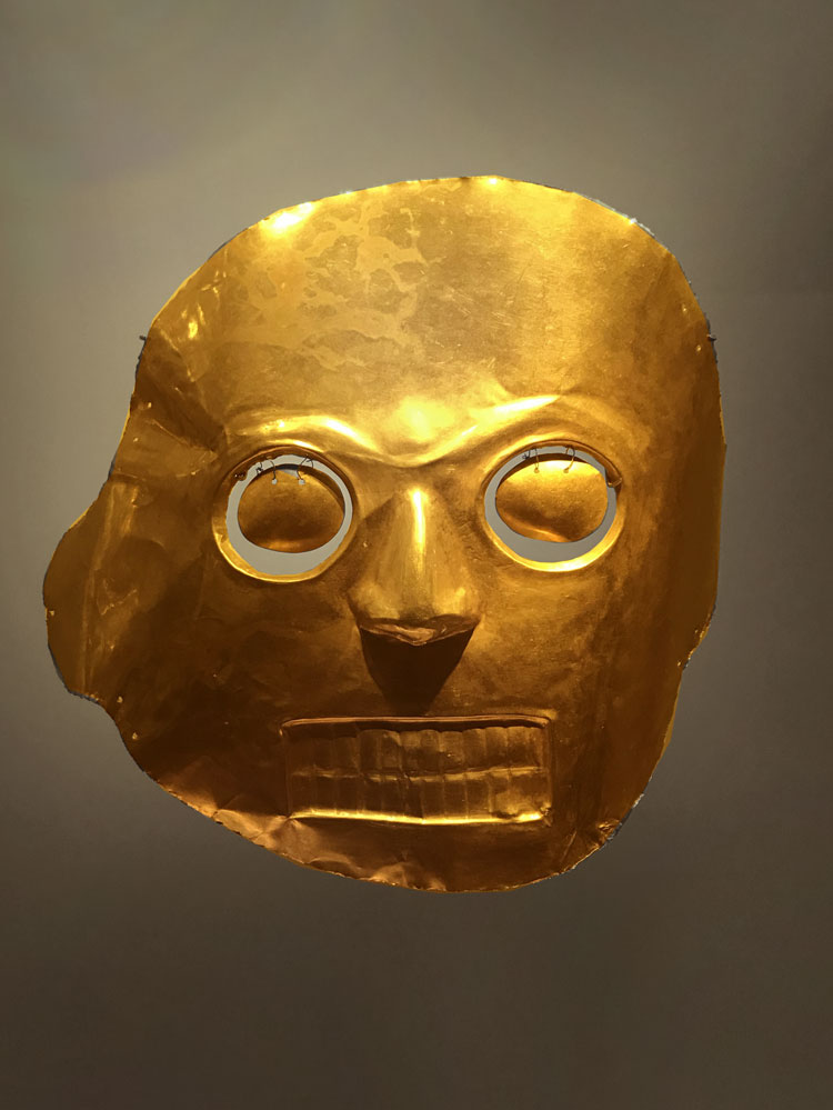 Ancient Masks Of The World on Cultural Masks From Around The World