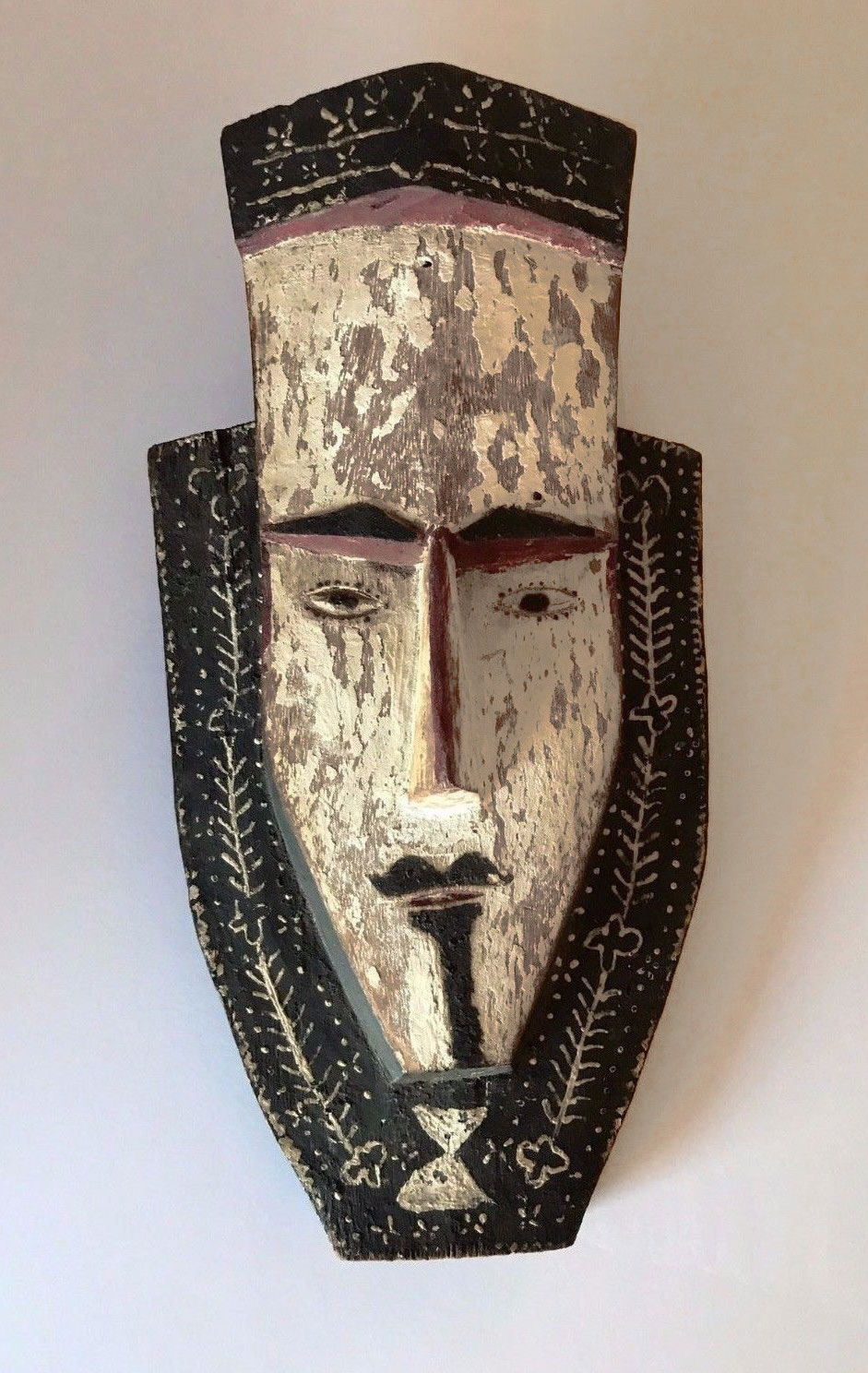 Mortlock Island mask