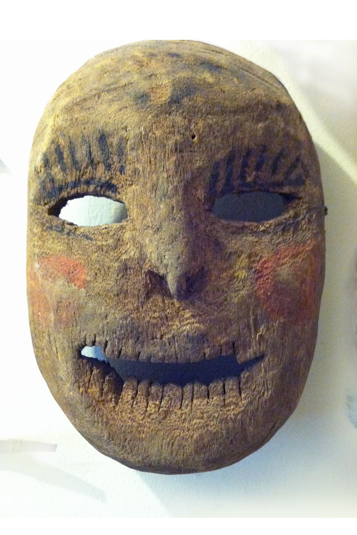 Mexican homemade mask