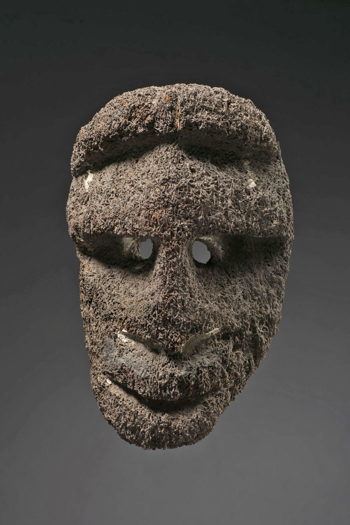Fern mask from Thomas Murray