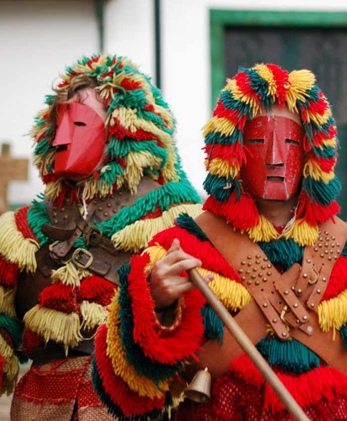 Old Masquerade Traditions In Portugal Masks Of The World