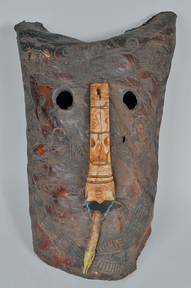 Another exciting mystery mask