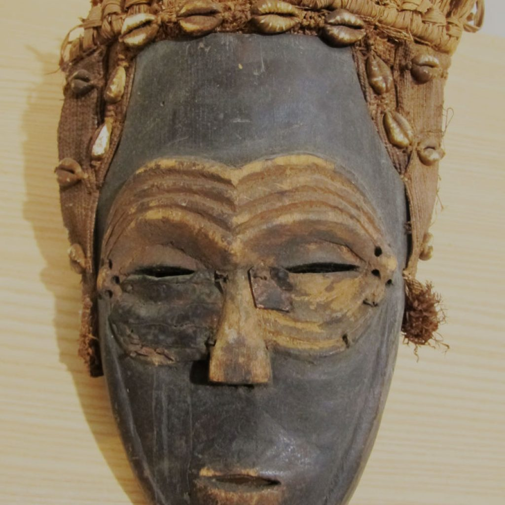 Inexpensive West African Mask