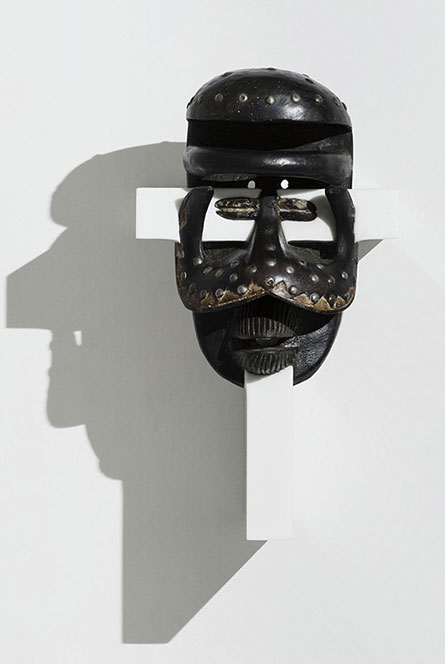 Boolean version of African mask