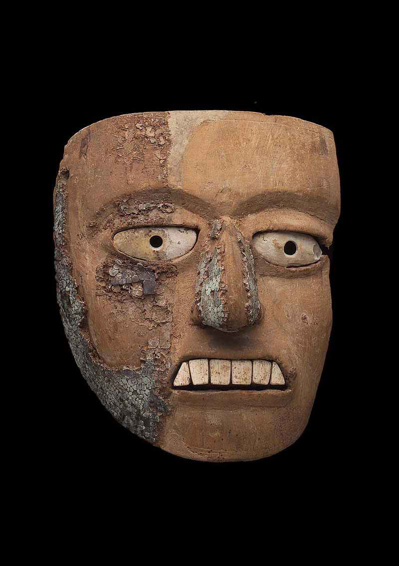 History of Mexican masks