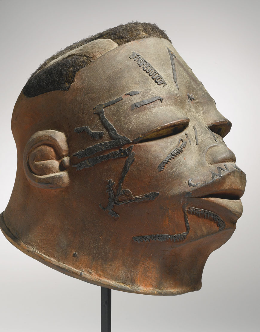 Lipiko mask from East Africa