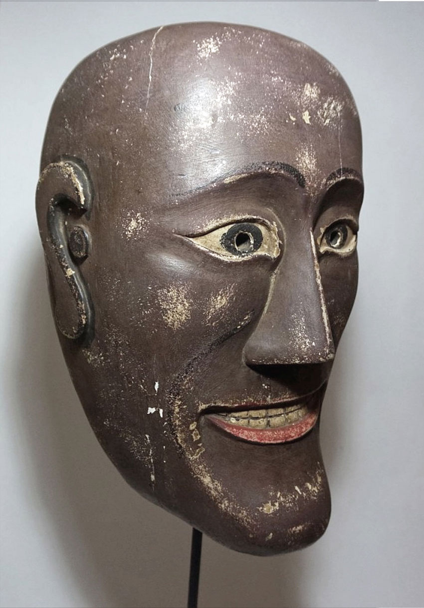Batak mask from Sumatra