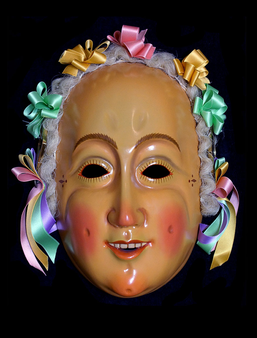 Gschell mask from Germany
