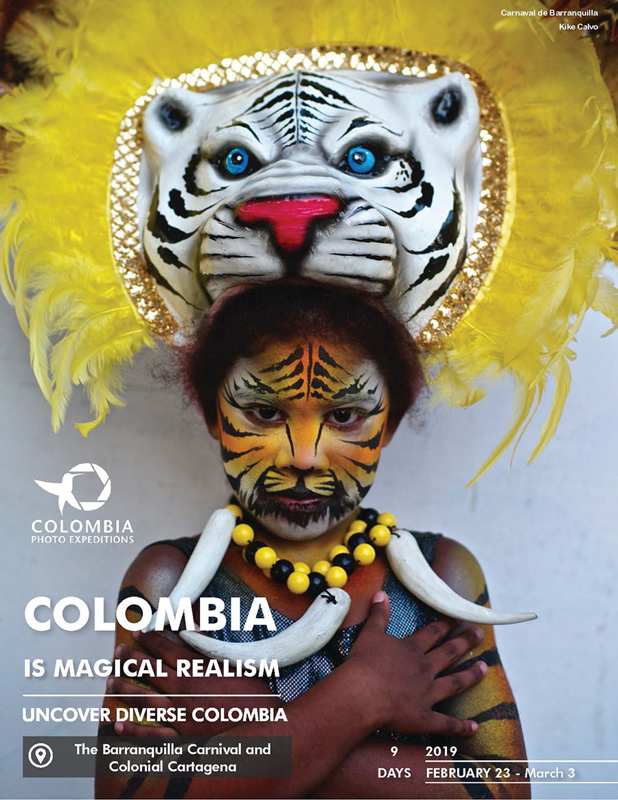 Uncover Diverse Colombia