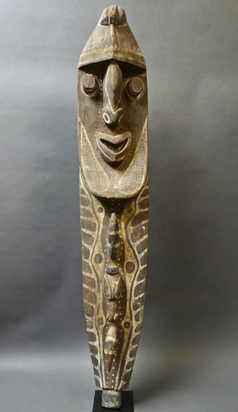 New Guinea wood carving