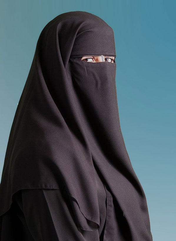 Is the Burka a real mask?