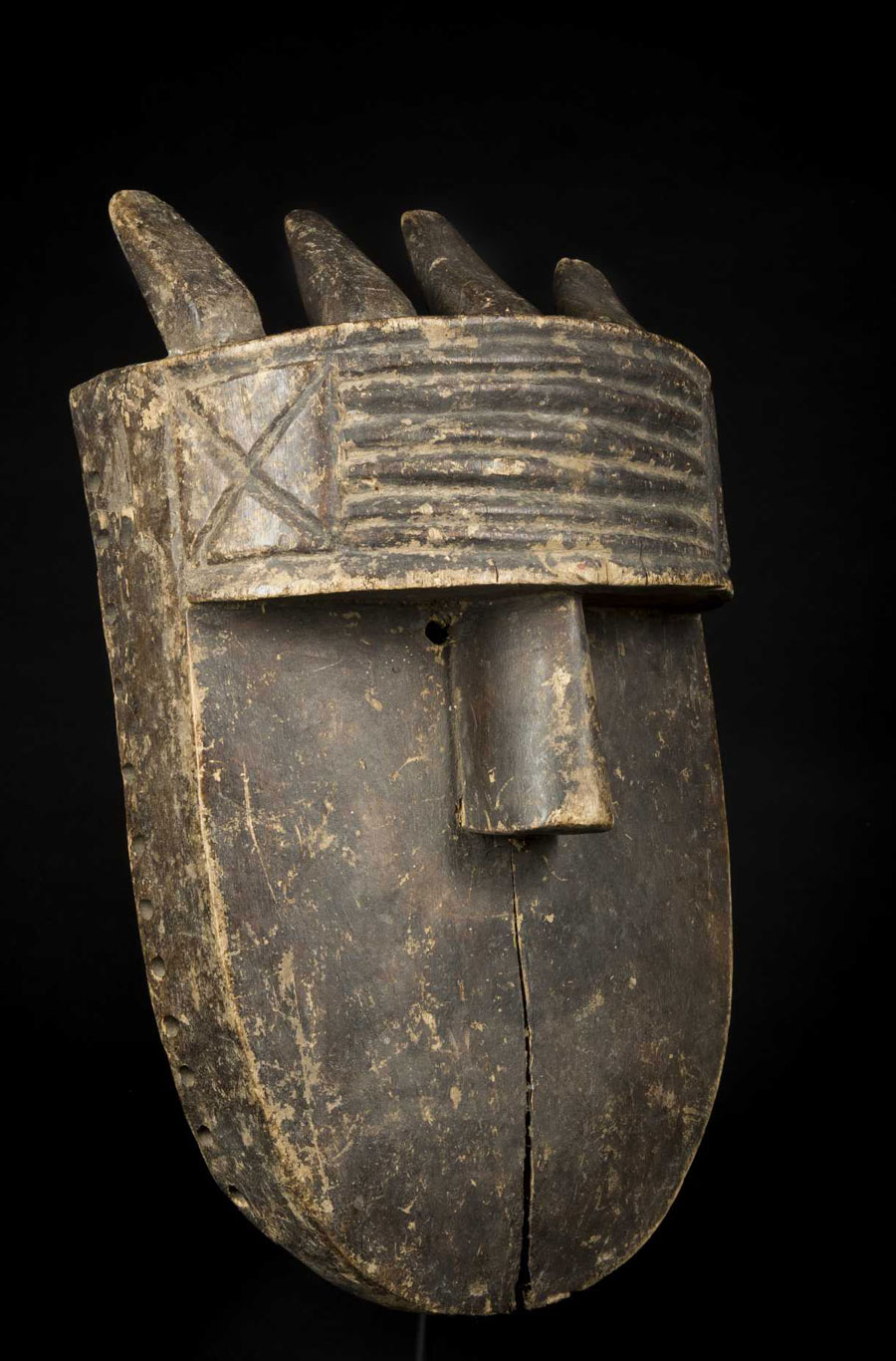 African Toma mask