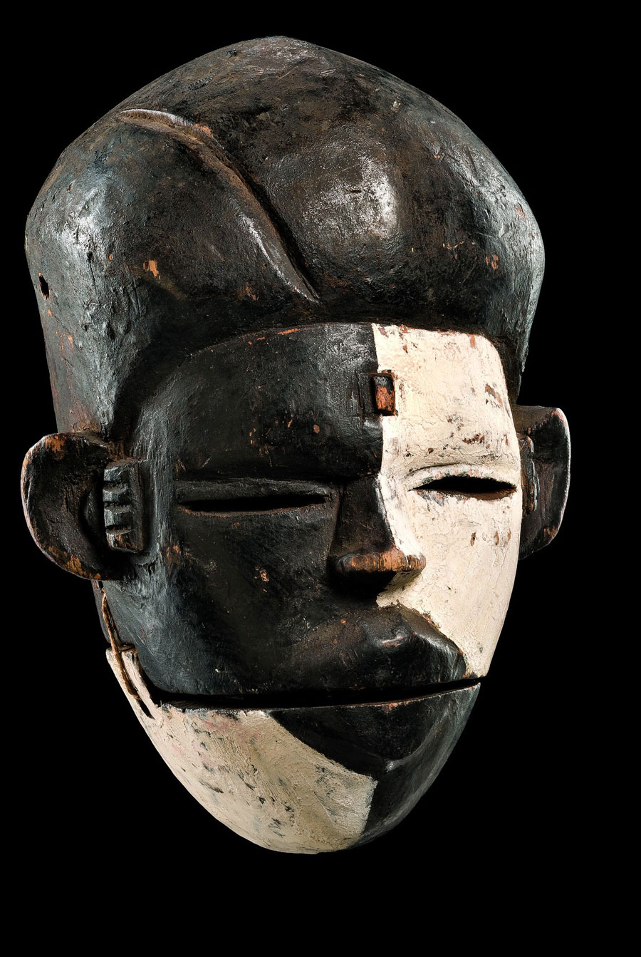 Ogoni masks from Nigeria