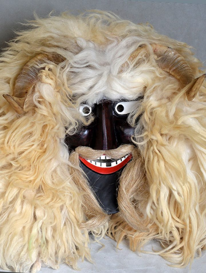 The scary Buso from Hungary
