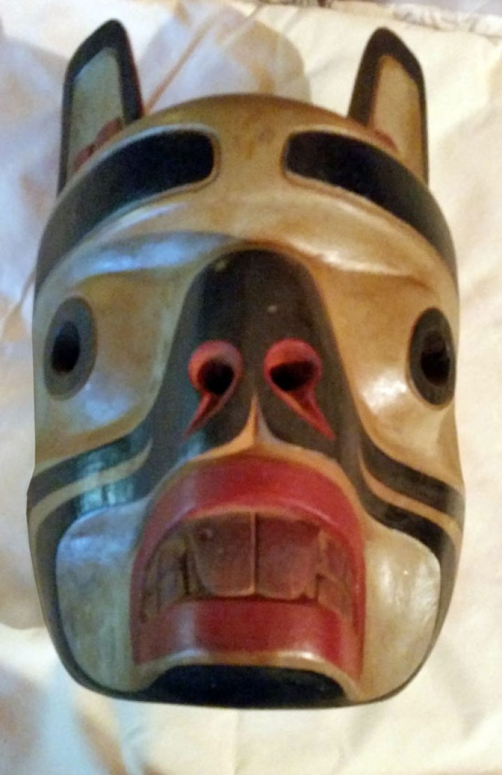 Kwakiult mouse mask for Disney
