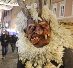 It's Krampus time in Austria