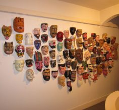Displaying your mask collection