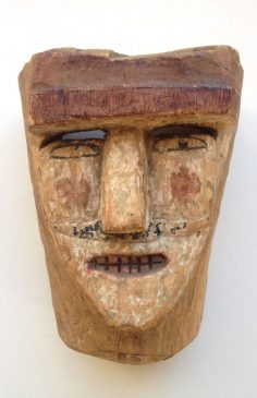 Hard to identify Mexican mask