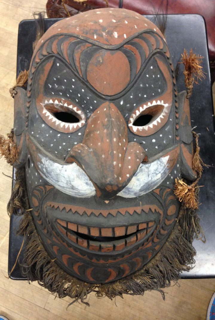 Tago mask from PNG