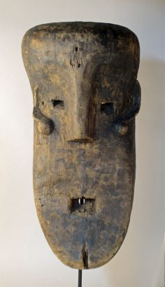Big mask from somewhere in Africa
