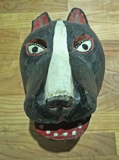 Mexican dog mask