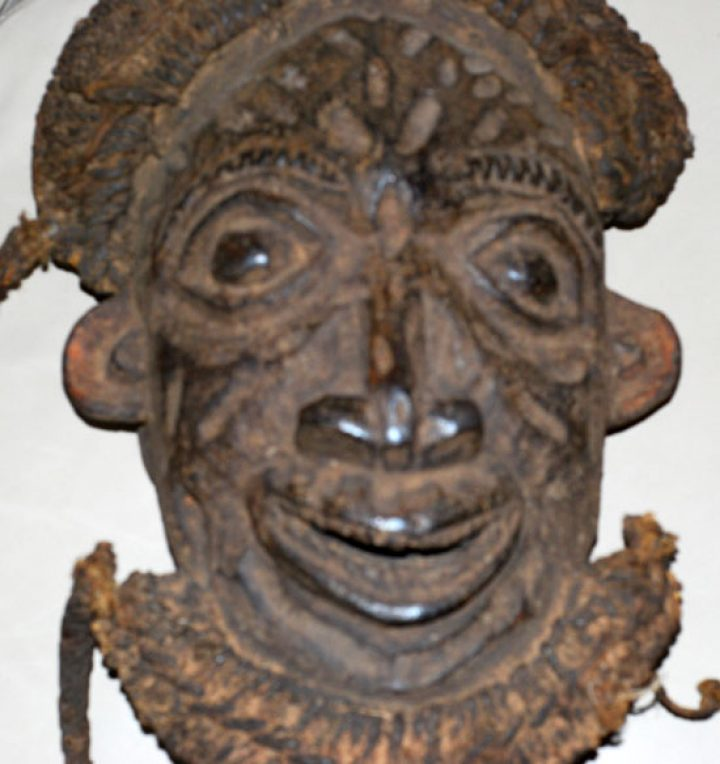 From the Bamum of Cameroon