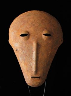 African iron mask