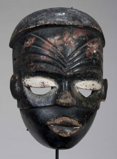A Tale of Two Masks from Nigeria