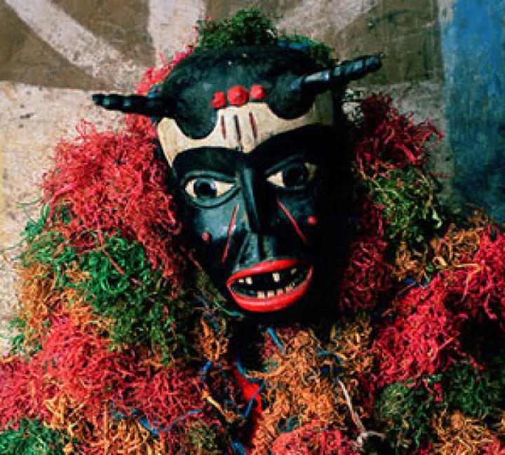 Traditional masquerade continues to evolve