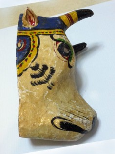 Wow! Another Indian mask
