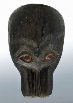 Indian seal mask– maybe