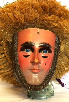High-end Mexican mask