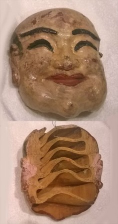 Real mask or not